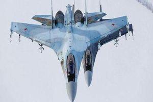 36 tiêm kích Su-35 sẵn sàng thế chỗ F-35 tại Thổ
