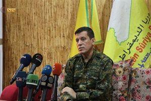Chỉ huy SDF dè dặt trước thỏa thuận Nga-Thổ tại Syria