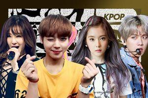 Những màn ending thần thánh của idol KPop: Ai là người khiến tim bạn rung rinh?