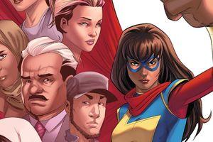 Ms. Marvel bắt đầu casting gia đình của Khan, dự kiến khởi quay tháng 4/2020!