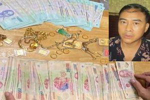 Đột nhập nhà dân, người đàn ông đục két sắt 'khoắng' sạch tài sản trị giá 500 triệu đồng