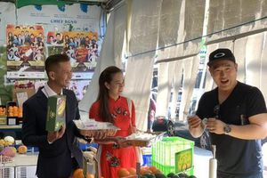 Hành trình thưởng thức sầu riêng Việt Nam tại Australia
