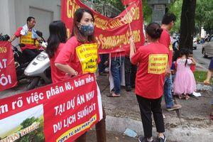 Bắt nữ doanh nhân Phạm Thị Tuyết Nhung vẽ nhiều dự án 'ma' náo loạn Sài Gòn