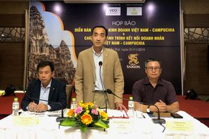 Doanh nhân Việt Nam - Campuchia có Caravan đi vào kỷ lục Guinness vì nhiều tỉnh thành tham gia nhất