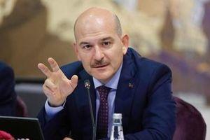 Thổ Nhĩ Kỳ tuyên bố sẽ hồi hương tù nhân IS