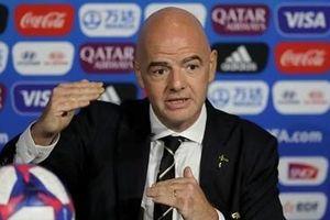 FIFA hỗ trợ Asean giành quyền đăng cai World Cup 2034