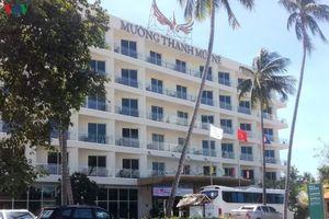 Bé trai 4 tuổi chết đuối tại hồ bơi trong khách sạn Mường Thanh