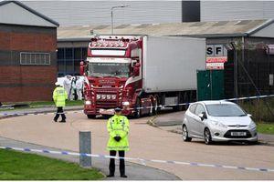 Cảnh sát Anh liên lạc với các gia đình Việt Nam vụ 39 người chết trong container