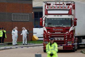 Dữ liệu GPS tiết lộ bất ngờ về hành trình container chở 39 người chết ở Anh