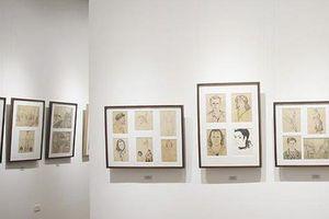 Trưng bày hơn 200 tác phẩm ký họa của họa sĩ Ngô Mạnh Lân