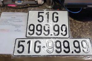 Ai là người nắm giữ xe ô tô mang biển số 999.99?