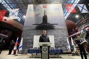 Nga tăng cường loạt tàu ngầm tấn công cực mạnh cho Hạm đội Thái Bình Dương