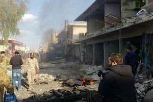 Thổ Nhĩ Kỳ: Người Kurd đánh bom biên giới làm 13 người chết