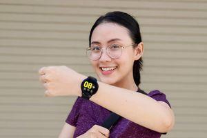Chi tiết Galaxy Watch Active 2 - vòng xoay cảm ứng là điểm nhấn