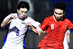 Highlights U21 Việt Nam 1-2 Sinh viên Nhật Bản