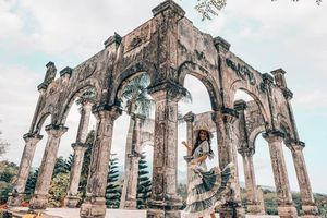 Cung điện tại Bali thu hút các tín đồ du lịch