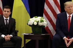Báo Mỹ tiết lộ thái độ sốc của ông Trump với Ukraine