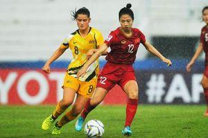 U19 nữ Việt Nam dừng bước tại Giải bóng đá U19 nữ châu Á 2019