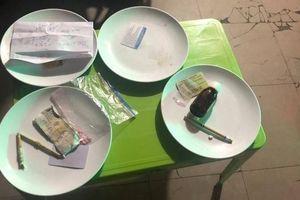 Đột kích quán karaoke phát hiện 50 'dân chơi' dương tính chất ma túy