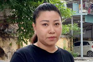 Nữ đại úy Lê Thị Hiền được ai 'chống lưng'... vẫn đi làm bình thường, chưa kỷ luật?