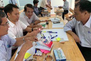 Tiên phong đưa STEM vào chương trình đào tạo chính quy