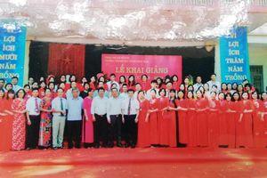 Trường THCS Châu Khê (TX Từ Sơn, Bắc Ninh): Sôi nổi trong phong trào thi đua dạy tốt, học tốt