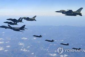 Né chọc giận Triều Tiên, Mỹ - Hàn hủy tập trận 'khủng' từng huy động 270 máy bay