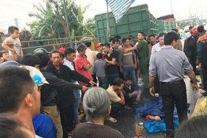 Hà Tĩnh: Va chạm với xe máy rồi văng ra đường, bé gái bị xe tải cán tử vong