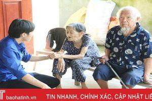 Nhiều cặp cụ già ở Hà Tĩnh 'từ chối' hộ nghèo - gương sáng cho cháu con