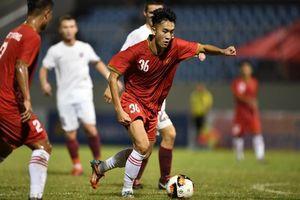 U.21 Tuyển chọn Việt Nam – Sinh viên Nhật Bản: Bung hết sức tìm đường lên đội tuyển