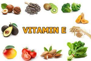 Bổ sung vitamin E để đẹp da, chống lão hóa