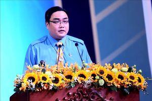 Đồng chí Ngô Minh Hải tái đắc cử Chủ tịch Hội Liên hiệp Thanh niên TP Hồ Chí Minh