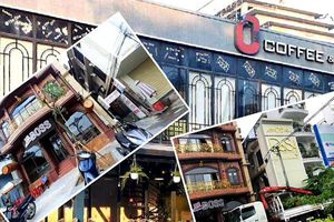 Bi hài quản lý đô thị ở Huế: 'Khốn khổ cái cây, cù nhây cái quán!'