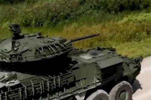 Stryker-A1 của Mỹ mang trọng pháo 30mm, chiến đấu có ra trò?