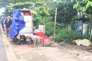 Gia Lai: Bàng hoàng phát hiện người phụ nữ tử vong cạnh tủ bán bánh mì