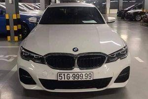 Chủ nhân xe BMW bấm được biển số 99999: 'Tôi khẳng định là hoàn toàn ngẫu nhiên'