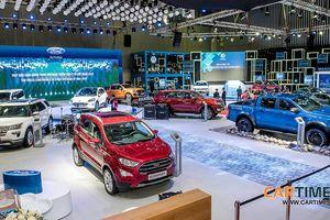 Vì sao Ford Việt Nam mang toàn xe gầm cao tới VMS 2019?