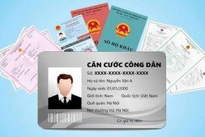 Trình tự, thủ tục cấp thẻ căn cước công dân theo quy định mới