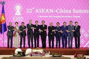 'Trung Quốc đã sẵn sàng hợp tác với ASEAN vì hòa bình ở Biển Đông'