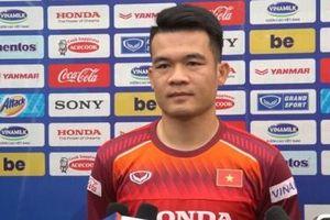 Hoàng Thịnh không ngần ngại đối đầu với Messi Thái Lan