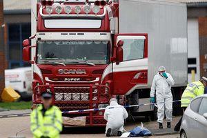 Toàn cảnh vụ 39 thi thể trong xe tải ở Anh