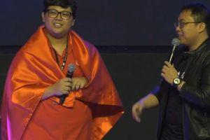 Việt Nam vô địch bộ môn Starcraft của giải Thể thao điện tử Đông Nam Á