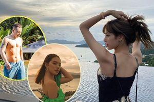 Fan Việt nhận ra địa điểm Lisa (BLACKPINK) vừa check-in là nơi Jolie Nguyễn và Vũ Khắc Tiệp từng quay vlog: Resort hot nhất Thái Lan chính là đây!