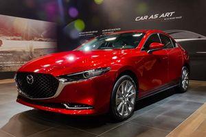 Mazda3 2020 ra mắt ở Việt Nam từ 719 đến 939 triệu đồng