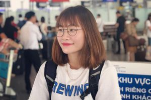 Nhan sắc nữ VĐV điền kinh Việt Nam chuẩn bị dự SEA Games