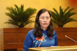 Quốc hội xem xét các báo cáo về công tác phòng chống tội phạm