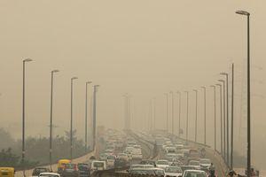 Thủ đô New Delhi áp dụng ngày 'chẵn-lẻ' với phương tiện giao thông