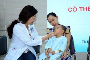 TP Hồ Chí Minh: Phẫu thuật cấp cứu thành công bệnh nhi viêm xoang nặng biến chứng hốc mắt