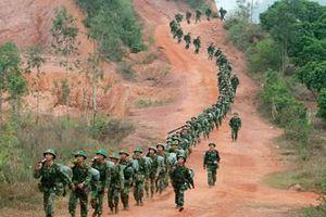 Tạo động lực, quyết tâm xây dựng quân đoàn theo hướng tinh, gọn, mạnh