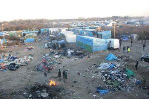 Người nhập cư chết trong lều ở Pháp, tan biến giấc mộng sang Anh
